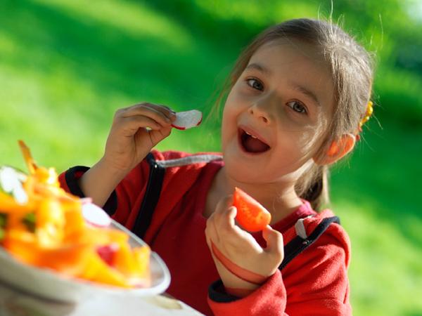 Daha meyve ve sebzeler yiyin